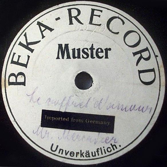 BEKA-Muster