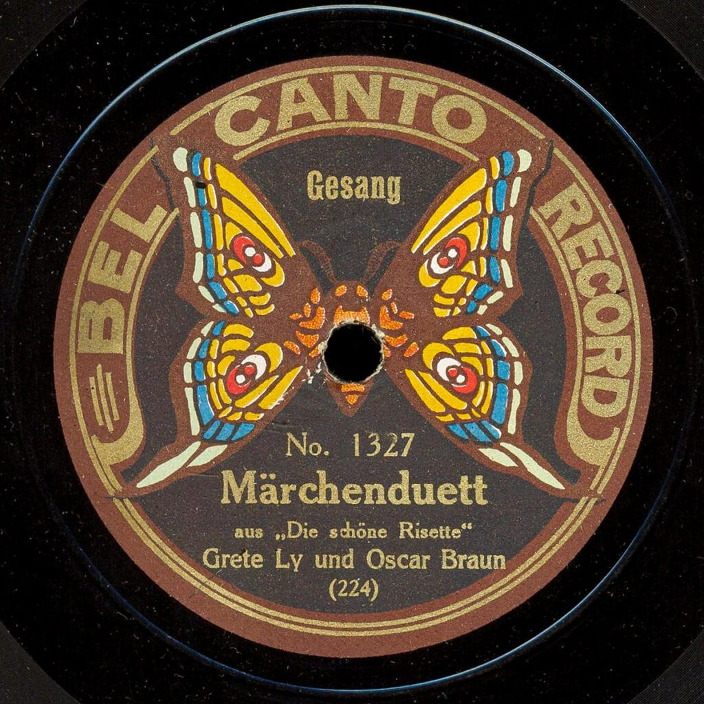 Bel Canto Record