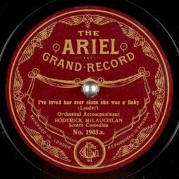 Ariel Grand Record