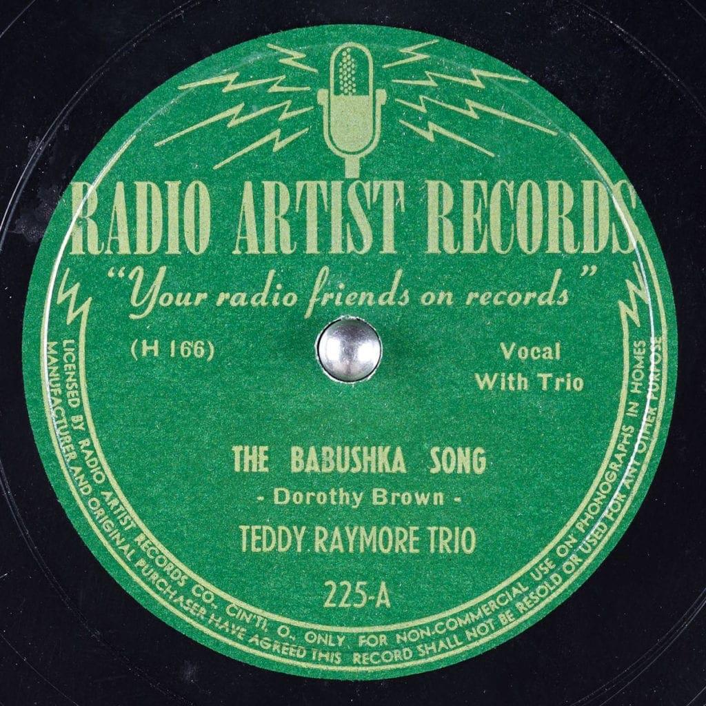 Radio Artist Records