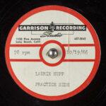 Garrison Recording Studio